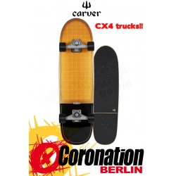 Carver BEL AIR CX4 32.25'' Surfskate limited edition
