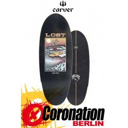 Lost X Carver BEANBAG 28'' Surfskate Deck