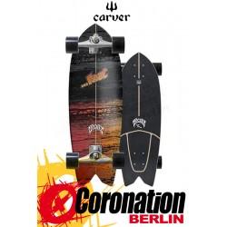 Lost X Carver PSYCHO KILLER CX4 29'' Surfskate