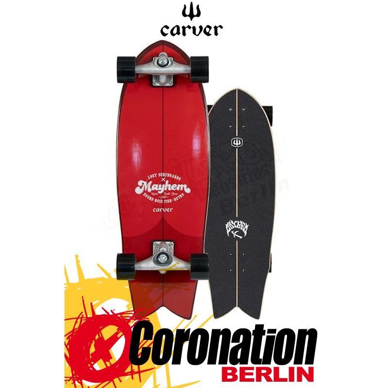 Lost X Carver RNF RETRO CX4 29.5'' Surfskate