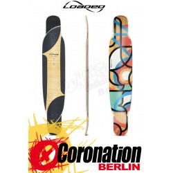 Loaded BHANGRA V2 Longboard Deck
