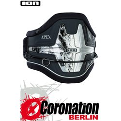 ION Apex 8 Kite Waist Harness harnais ceinture - black