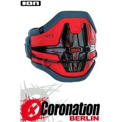 ION Apex 8 Kite Waist Harness Hüfttrapez - red