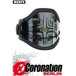 ION Apex Curv 13 Kite Waist Harness Hüfttrapez - black