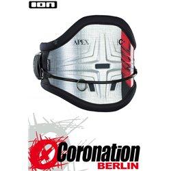 ION Apex Curv 13 Kite Waist Harness harnais ceinture - silver