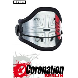 ION APEX CURV 13 2021 waist harness silver