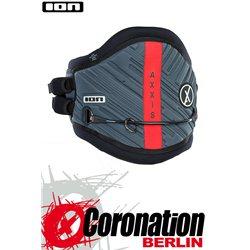 ION Axxis Kite 4 Kite Waist Harness harnais ceinture - steel blue