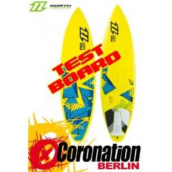 North Pro Series 2013 TEST Wave-Kiteboard