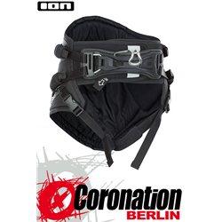 ION Echo Kite Seat Harness Sitztrapez - black
