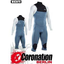 ION Seek Core Overknee LS 4/3 FZ DL 2021 - steel blue/white/black