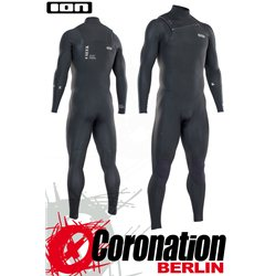 ION SEEK CORE SEMIDRY 3/2 FZ DL 2021 neopren suit black