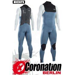 ION Seek Core Semidry 5/4 BZ DL 2021 - steel blue/white/black