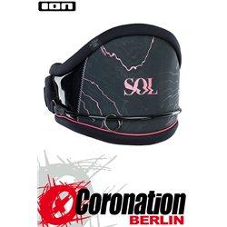 ION Sol 7 Kite Waist Harness harnais ceinture - black