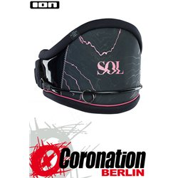 ION Sol 7 Kite Waist Harness waist harness - black