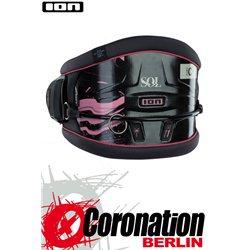 ION Sol Curv 11 Kite Waist Harness harnais ceinture - black