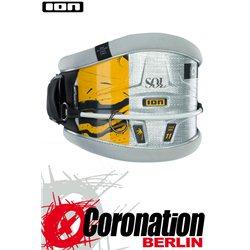 ION Sol Curv 11 Kite Waist Harness waist harness - silver