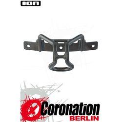 ION Stainless Steel Hook 2.0 f. C-Bar/SPECTRE Bar Kitesurf - gunmetal