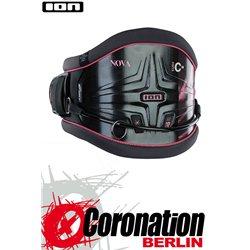 ION Nova Curv 10 Kite Waist Harness harnais ceinture - black