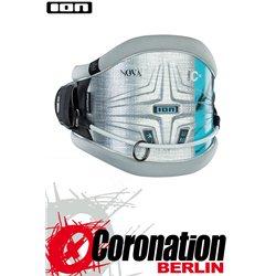 ION Nova Curv 10 Kite Waist Harness Hüfttrapez - silver