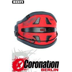 ION Riot 9 Kite Waist Harness harnais ceinture - red