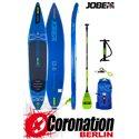 Jobe 2021 SUP Neva 12.6 Inflatable Standup Paddle Board Set