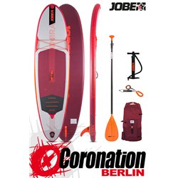 Jobe 2021 SUP Mira 10.0 Inflatable Standup Paddle Board Set
