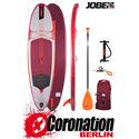 Jobe 2021 SUP Mira 10.0 Inflatable Standup Paddle Board Set