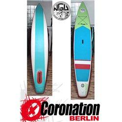 NGU Inflatable SUP Tourer 12'6x31''x6'' Standup Paddle Board