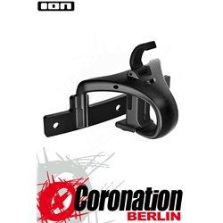 ION Quicklock Hook for C-bar / SPECTRE bar Kitesurf - black