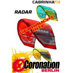 Cabrinha Radar 2015 Gebraucht Kite 9m²