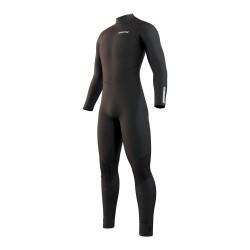 Mystic MARSHALL fullsuit 3/2MM BZ 2021 neopren suit black