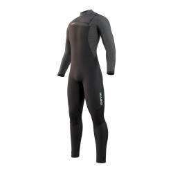 Mystic MAJESTIC fullsuit 5/3MM FZIP 2021 neopren suit black