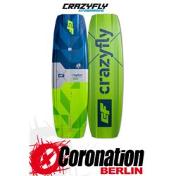 Crazy Fly Raptor Kiteboard 2021