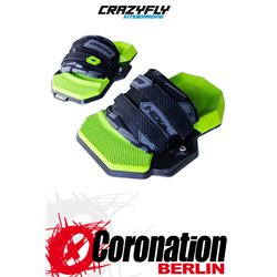 Crazy Fly Hexa II LTD NEON Binding 2021