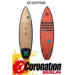 Duotone Wam 2021 TEST Waveboard 5.10 with FRONTPAD