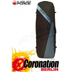 Liquid Force Kite Boardbag Coffin avec roulettes