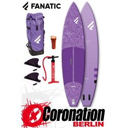 Fanatic DIAMOND AIR TOURING POCKET 2021 SUP Board 11'6'' - Lavender