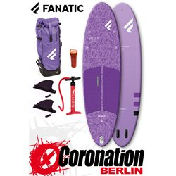 Fanatic DIAMOND AIR POCKET 2021 SUP Board 10'4'' - Lavender