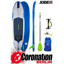 Jobe 2021 SUP Duna 11.6 Inflatable Standup Paddle Board Set