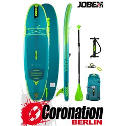 Jobe 2021 SUP Leona 10.6 Inflatable Allround Standup Paddle Board Set