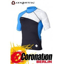 Mystic Crossfire S/S Wet-Shirt Blue