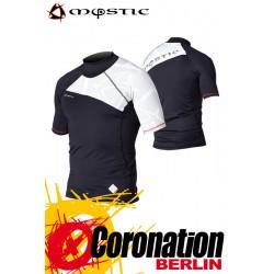 Mystic Crossfire S/S Wet-Shirt Black