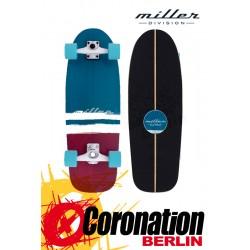 Miller Mundaka 30″ x 9.8″ Surfskate (Complete Board)
