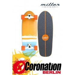 """Miller New Mundaka 30"""" X 9,8″ Surfskate (Complete Board)"""