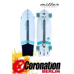 """Miller Pablo Solar Pro Model 32,5"""" X 10″ Surfskate (Complete Board)"""