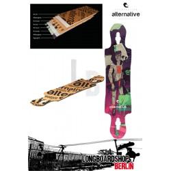 "Alternative JUNKO 2015 42.5"" Deck"
