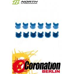 North LAZY PUMP CLIPS MAXI FLOW (13 PCS.)