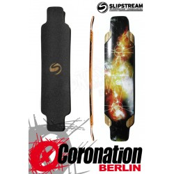 Slipstream Longboard Deck Raccoon 107,5cm