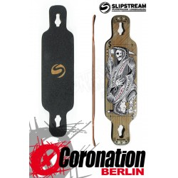 Slipstream Longboard Deck Platypus 97cm