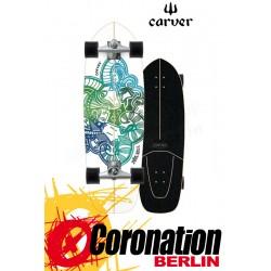 """Carver YAGO SKINNY GOAT CX.4 30.75"""" Surfskate"""